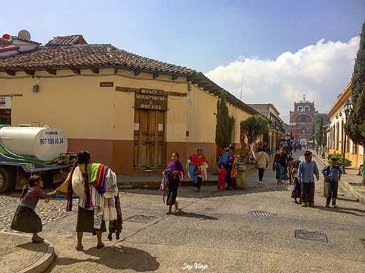 Camino al Arco del Carmen