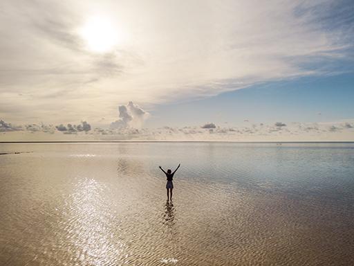 cancun isla blanca