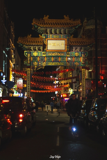 chinatowns londres