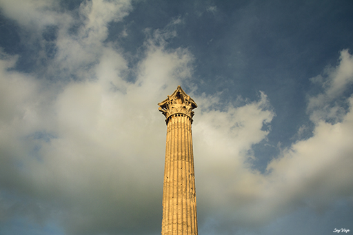 columna atenas