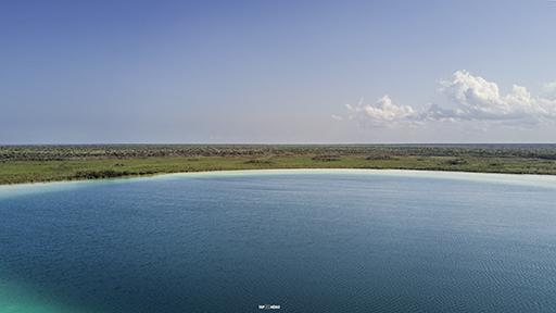 Laguna Kaan Luum, Tulum