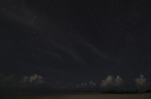 estrellas isla blanca
