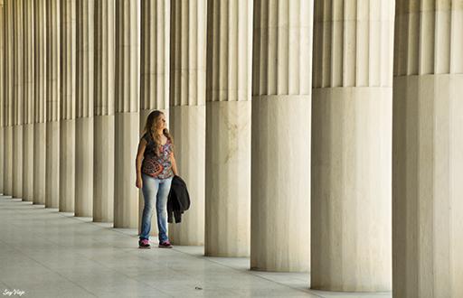 Arquitectura en Atenas