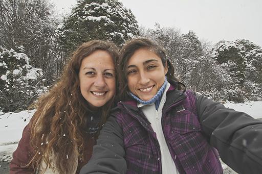 Ileana y Fran