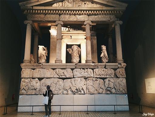 Museo Britanico grecia