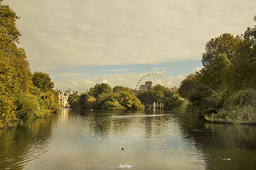 Parques Palcio Buckingham