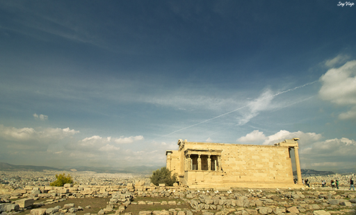 Erecteion, Acropolis de Atenas
