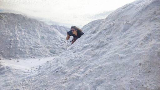 Montañas de sal, Las Coloradas