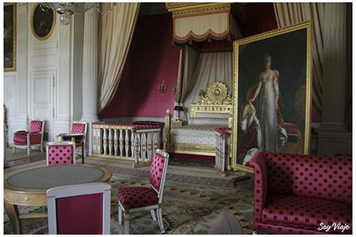 interior palacio de versailles