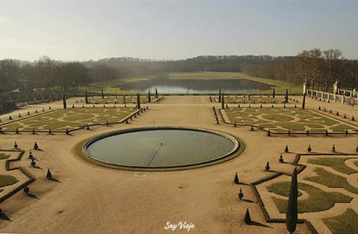 Jardines palacio de versailles