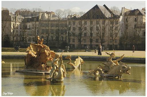 Palace versailles francia