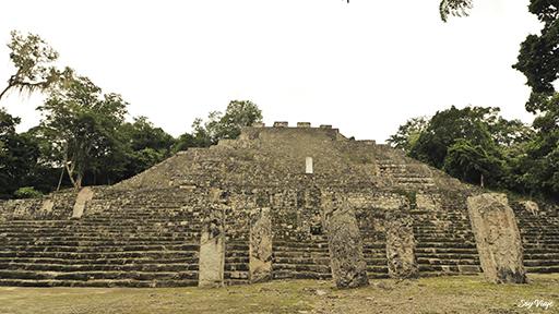 Piramide Calakmul