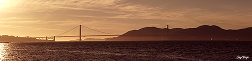 sunset San Francisco California