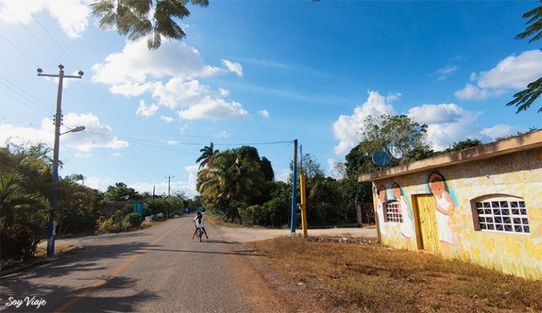 Chacchoben el pueblo de los murales