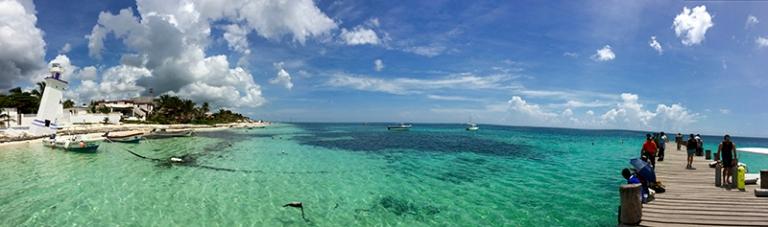 Puerto morelos Riviera Maya