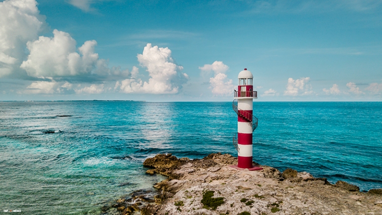 Punta Cancun mavic pro