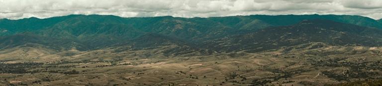 panoramica Monte alban