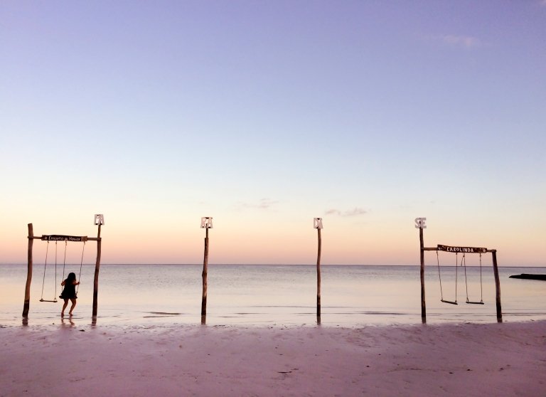 Sunrise in Holbox
