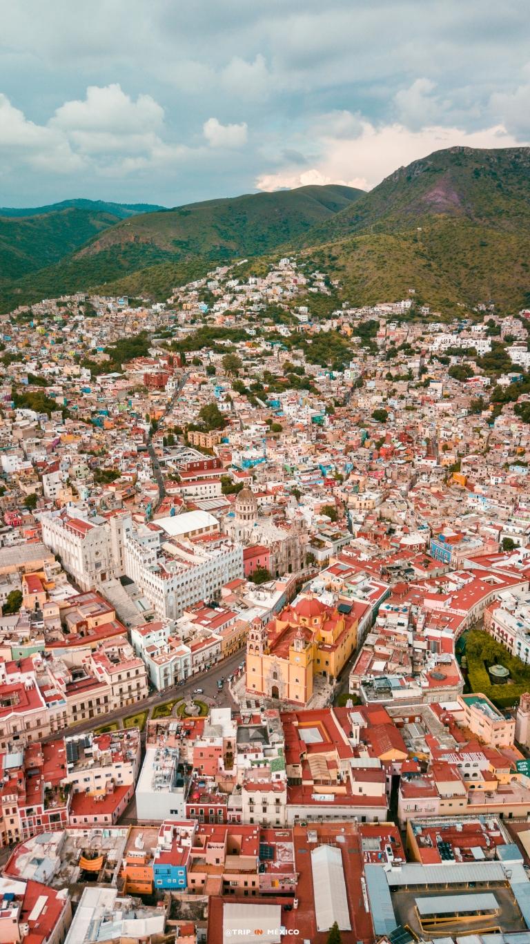 Guanajuato Drone 1