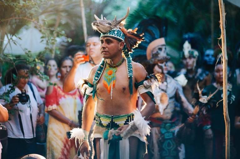 maya venado pueblo del maiz